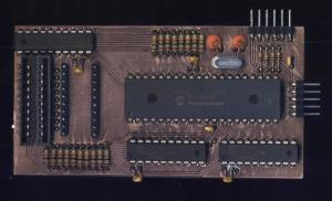 UFE CPC6218 Kbd. Daughterboard Scan (Top)